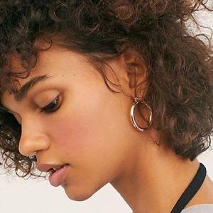 Hoop earring set by Free People